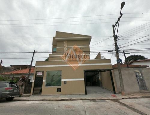 Imagem 1 de 3 de Apartamento No Parque Cruzeiro Do Sul, 44 M², 02 Dormitórios, 01 Vaga, R$ 219.000,00 - 2372