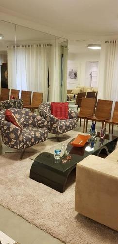 Imagem 1 de 19 de Apartamento Com 3 Dormitórios À Venda, 161 M² Por R$ 1.390.000,00 - Parque Da Mooca - São Paulo/sp - Ap5670