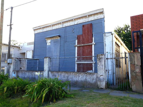Terreno Con Casa Reciclar - Berisso