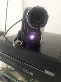 Camera Sony Grava Em Dvd