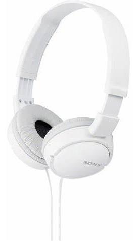 Fone De Ouvido Sony Mdr-zx110/wcae Branco Original