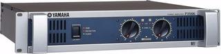Amplificador Potencia Yamaha P-3500s 2x590w 4oh En Cuotas