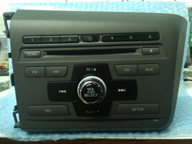 Rádio Cd Honda Civic 2015/2016 Original