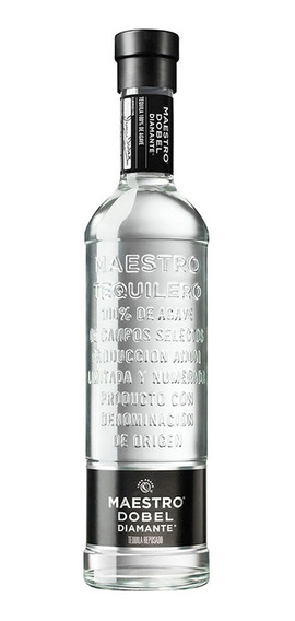Tequila Maestro Dobel Diamante 750ml