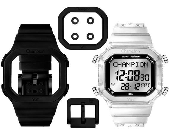 Relógio Champion Yot Original Garantia Frete Grátis
