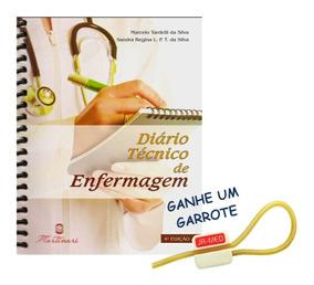 Diário Técnico De Enfermagem - Livro Para Estágio