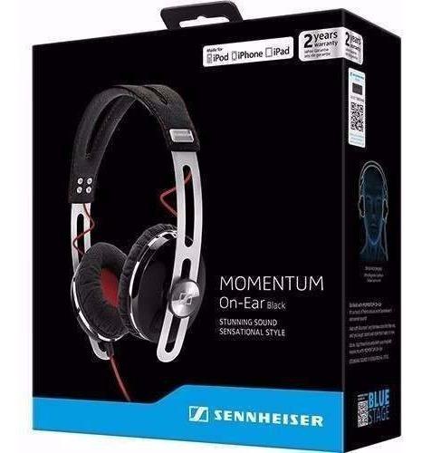Fone De Ouvido Sennheiser Momentum On Ear Blue Promoção