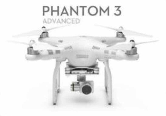 Dji Drone Phantom 3 Advanced.
