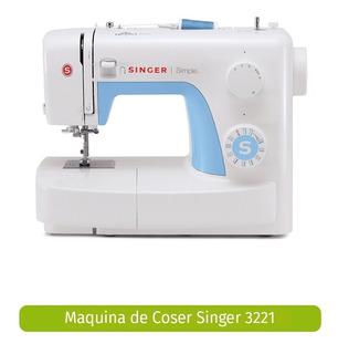 Maquina De Coser Singer Serie 3221