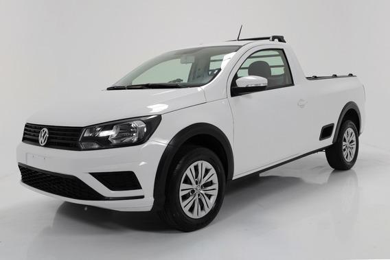 Volkswagen Saveiro 1.6 Msi Trendline Cs 8v Sem Entrada Flex