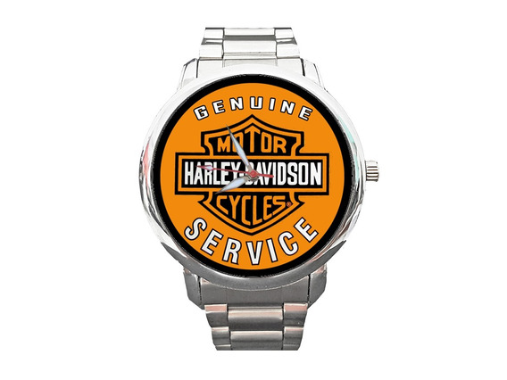 Relógio Hd Service Jaqueta Moto Motociclismo Custom