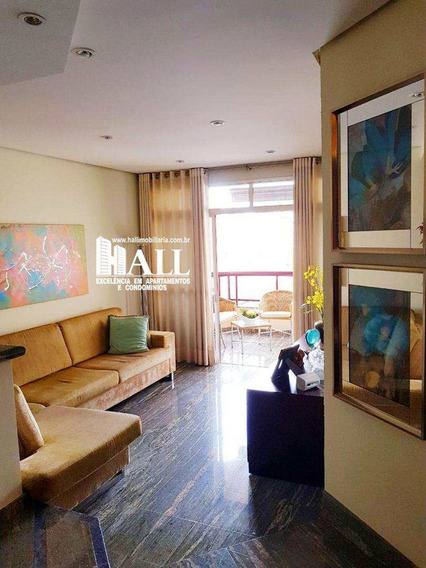 Apartamento Com 3 Dorms, Centro, São José Do Rio Preto - R$ 585.000,00, 148m² - Codigo: 772 - V772