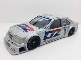 Miniatura Mercedes-benz S Dtm C Class 1 Prata Ut 1/18