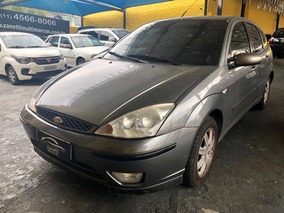 Ford Focus Hatch Ghia 2.0 16v Duratec (aut) Gasolina Autom