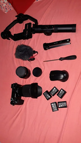 Camera Fotografica Sony Completa