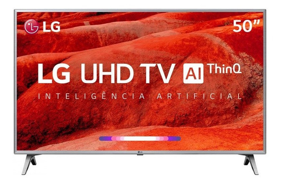 Smart Tv Led 50 Lg Um7500 Ultra Hd 4k Hdr Ativo, Dts Virtual