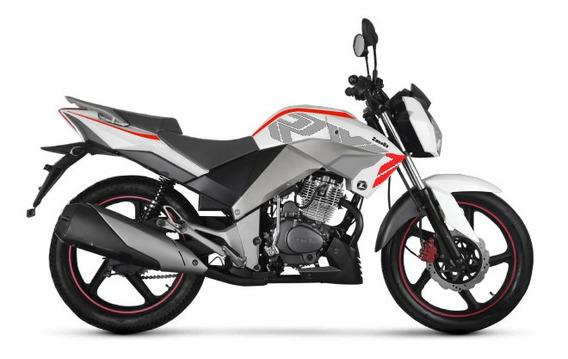 Moto Zanella Rx1 150 2020 0km Agencia Caba - Led , Usb