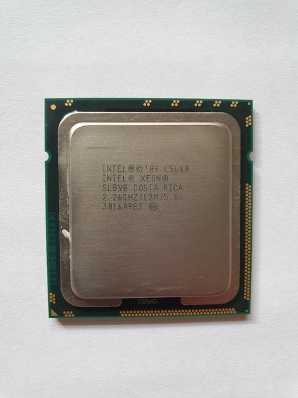 Processador Intel Xeon L5640