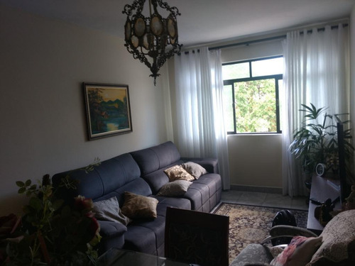 Imagem 1 de 30 de Apartamento À Venda, 78 M² Por R$ 344.000,00 - Campo Grande - Santos/sp - Ap4849