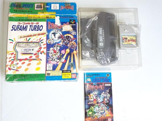 Sufami Turbo Gundam Completo Frete Gratis 12x Sem Juros