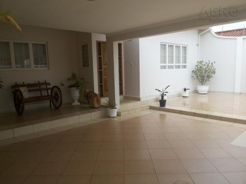 Casa Residencial À Venda, Jardim Solange, Bauru - Ca0151. - Ca0151