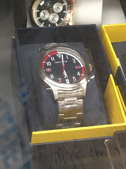 Relógio Náutica Original Novo