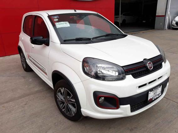Fiat Uno 20 Sporting T/m 9,000 Kms Garantia Y Seguro Gratis