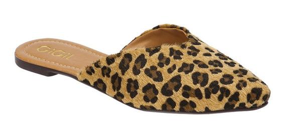 Sapato Feminino Mule Chinelo Rasteirinha Sandalia Rasteira