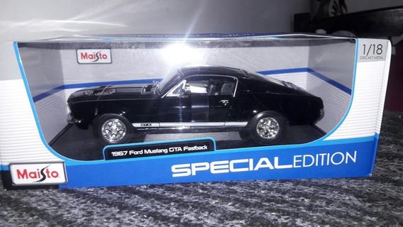 Mustang Shelby Escala 1/18 Versão Gta Seriado Vídeo Game