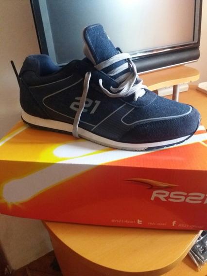 Zapatos Rs21 Talla 43. 28.7cm