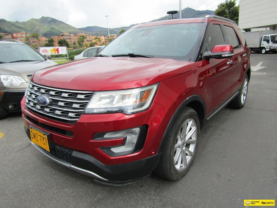 Ford Explorer Limited 4x4 At 3500