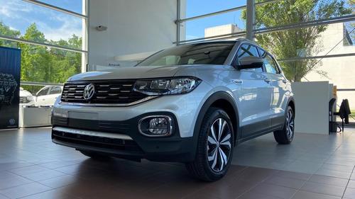 Volkswagen T-cross 0km Retira Ya $61.000 + Cuota Fija 0% X-