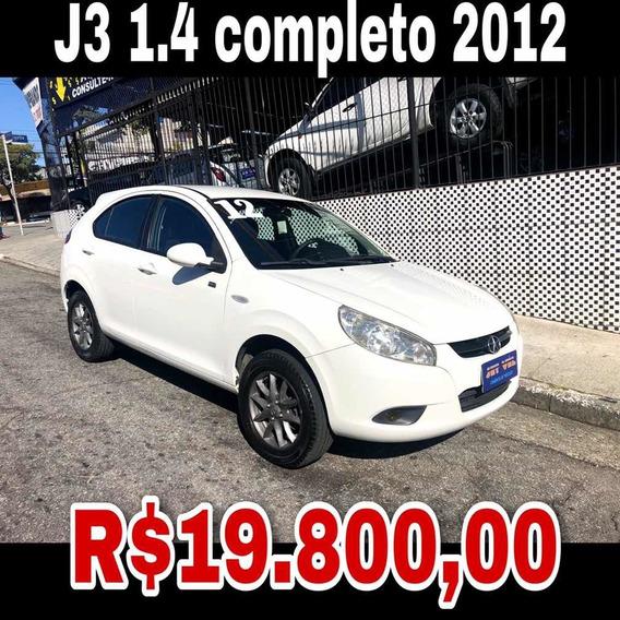J3 1.4 Completo 2012 / Aceito Troca E Financio - Conservado