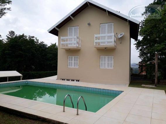 Casa Com 3 Dormitórios Para Alugar, 250 M² Por R$ 2.500/mês - Condomínio São Joaquim - Vinhedo/sp - Ca1476