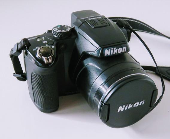 Câmera Semi-profissional Nikon Coolpix P500 36x = P510 P520