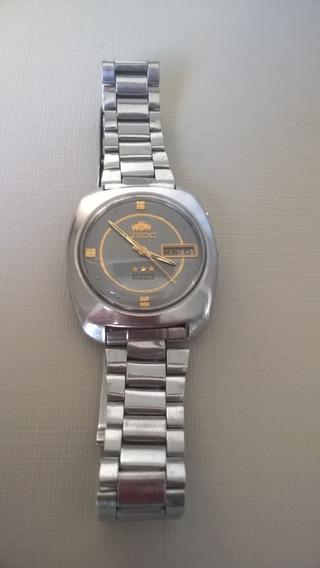 Lindo Relógio Orient Modelo Raro Automático Anos60 21 Rubis