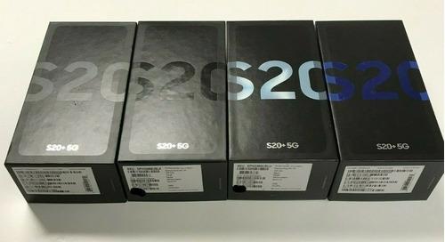 Imagen 1 de 1 de Samsung Galaxy S20+ 5g Plus 8gb Ram 128gb Snapdragon