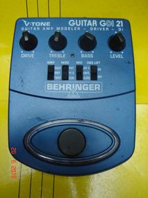 Pedal Beringher Gdi21 V Tone Acoustic (igual Samsamp)