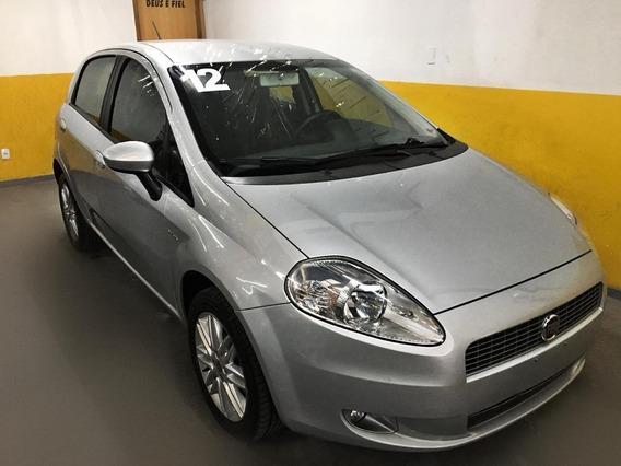 Fiat Punto 1.8 Essence Dualogic 2012 Completo