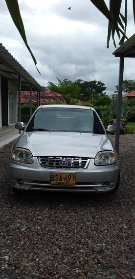 Hyundai Accent Gyro 2005