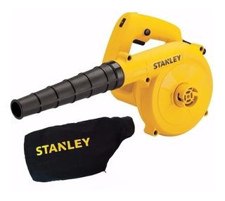 Sopladora Y Aspiradora 600 W Stpt600 Hojas Funda Stanley