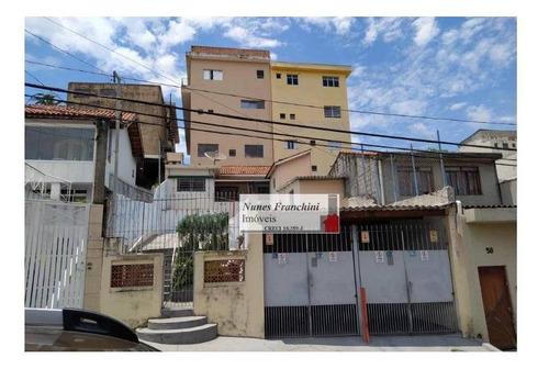 Terreno À Venda, 250 M² Por R$ 600.000,00 - Limão (zona Norte) - São Paulo/sp - Te0151