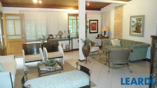 Casa Térrea - Jardim Da Serra - Sp - 614367