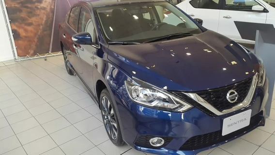 Nissan Sentra 1.8 Sr Cvt 0km Safety Pack. Con Sp