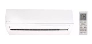 Aire Acondicionado 3200w Panasonic Frio Calor 18 Cuotas