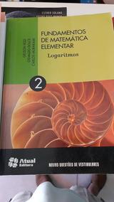 Fundamentos De Matemática Elementar De Gelson Iezzi Vol2