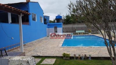 Chácara Com 5 Dormitórios À Venda, 4000 M² Por R$ 600.000 - Chácara Guanabara - Guararema/sp - Ch0097