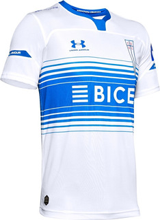 Camiseta Universidad Católica 2020 Titular / Santiago Boxer