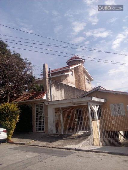 Casa Com 5 Dormitórios Para Alugar, 600 M² Por R$ 9.000/mês - Vila Prudente - Ca 190505n - Ca0279