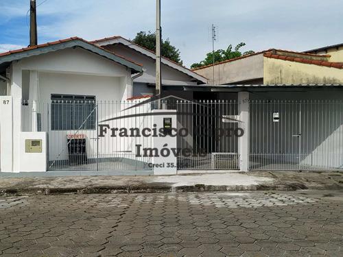 Imagem 1 de 28 de Casa Térrea À Venda Em Lorena/sp - Cs489